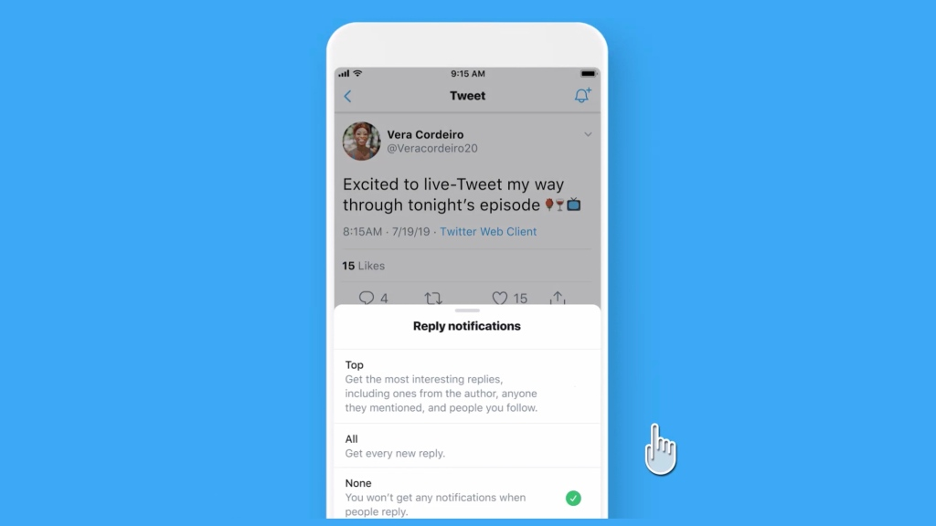 Twitter testing 'reply notifications' feature that lets you