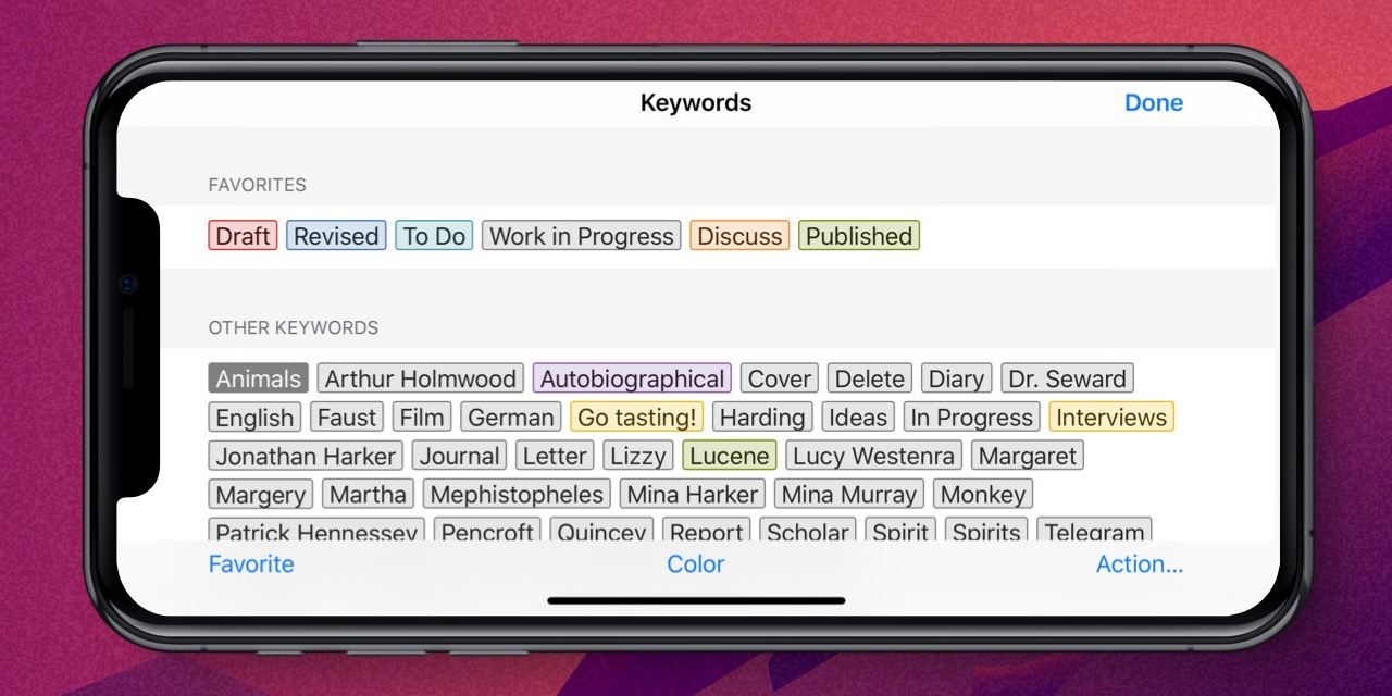 Ulysses Update will Bring Fresh iPad Fullscreen Mode, Keyword Management to iOS, More