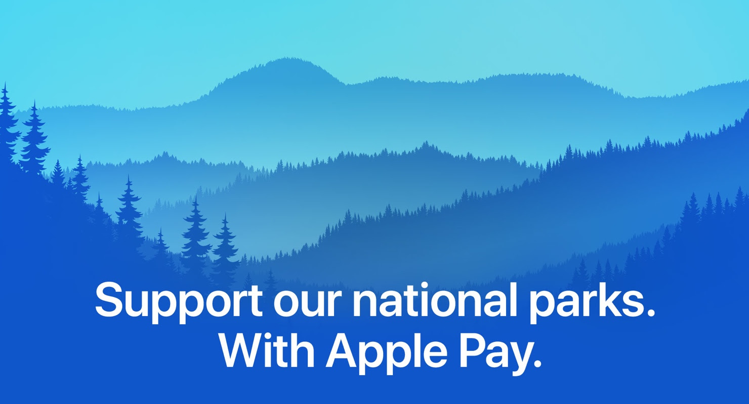 Apple Donating 10 Per Select Apple Pay Transactions To The National Park Foundation 9to5mac
