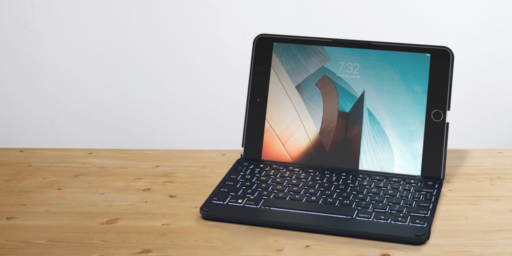 Zagg Launches Ipad Mini 5 Keyboard Folio Case 9to5mac