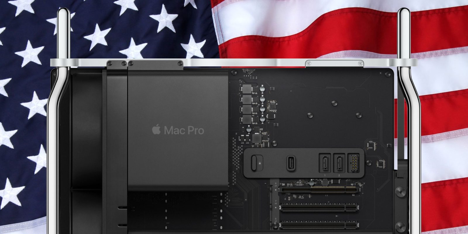 2019 Mac Pro will be made in United States after facing Trump tariff uncertainty, doubles American-made component value over last model