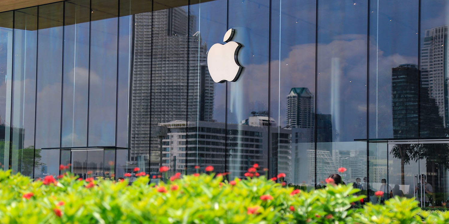 Apple wins United Nations award for use of 100% renewable energy and more