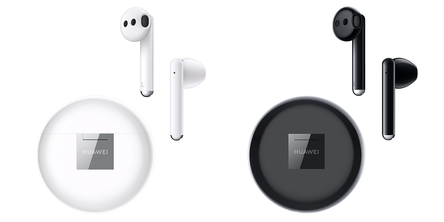 Huawei's AirPods clones get noise cancellation ahead of Apple