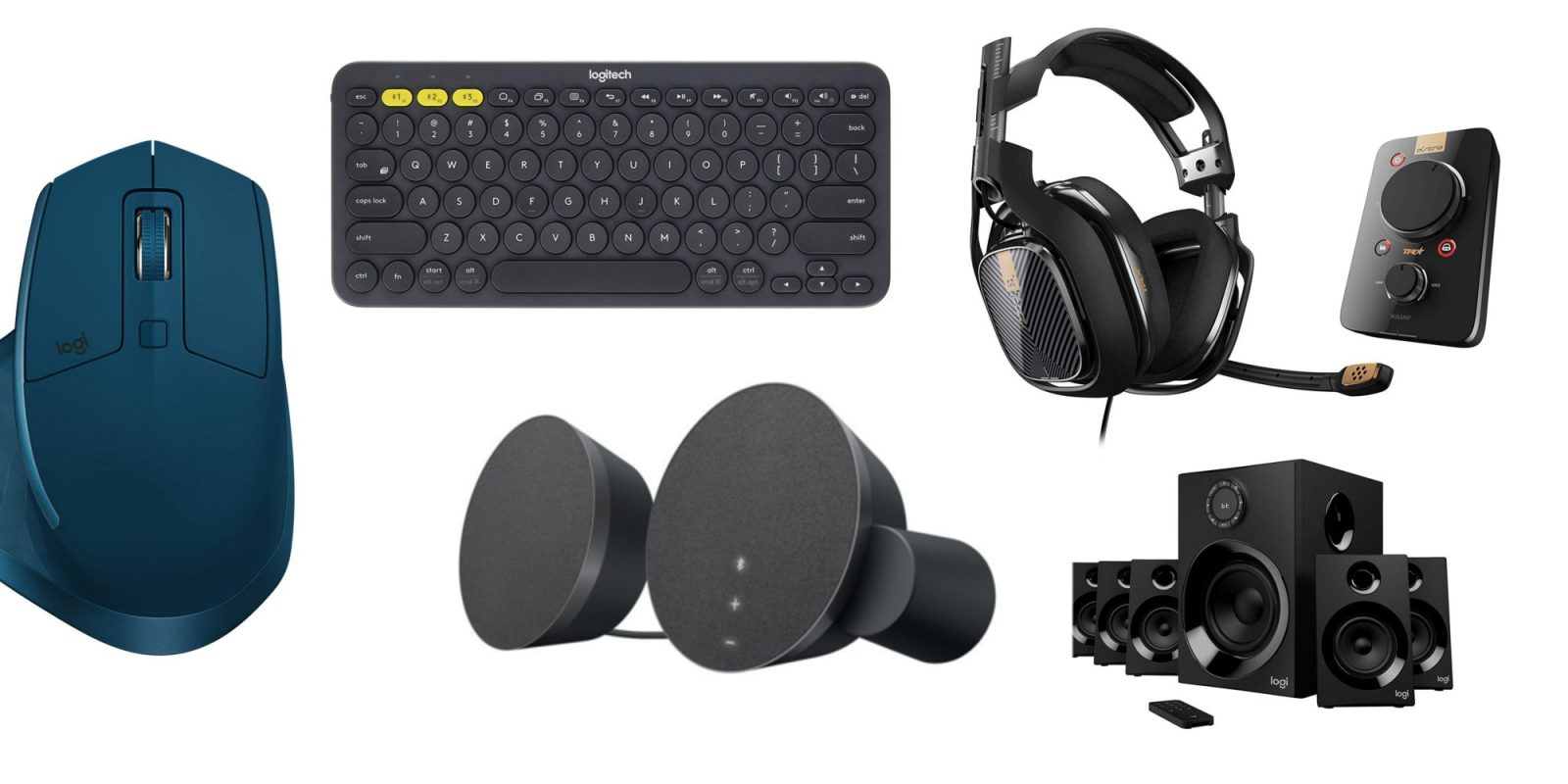 Thursday deals: Logitech Gold Box from $24, iPad Air $50 off, Apple Watch Band sale