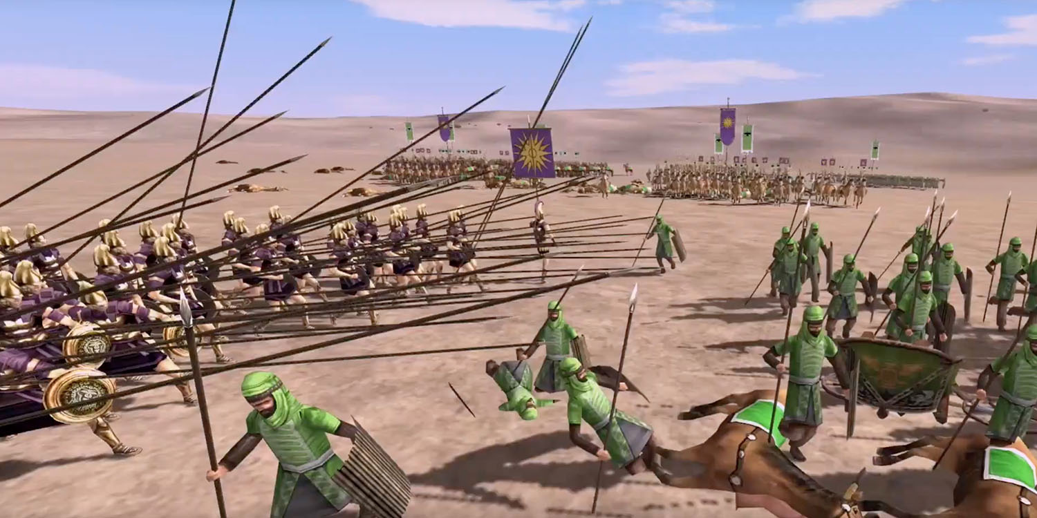 'Rome: Total War – Alexander' full version now out on iPhone [U]