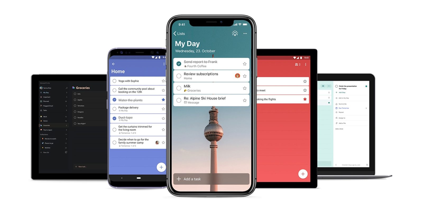 Microsoft unveils all-new To Do app, encourages Wunderlist users to make the switch