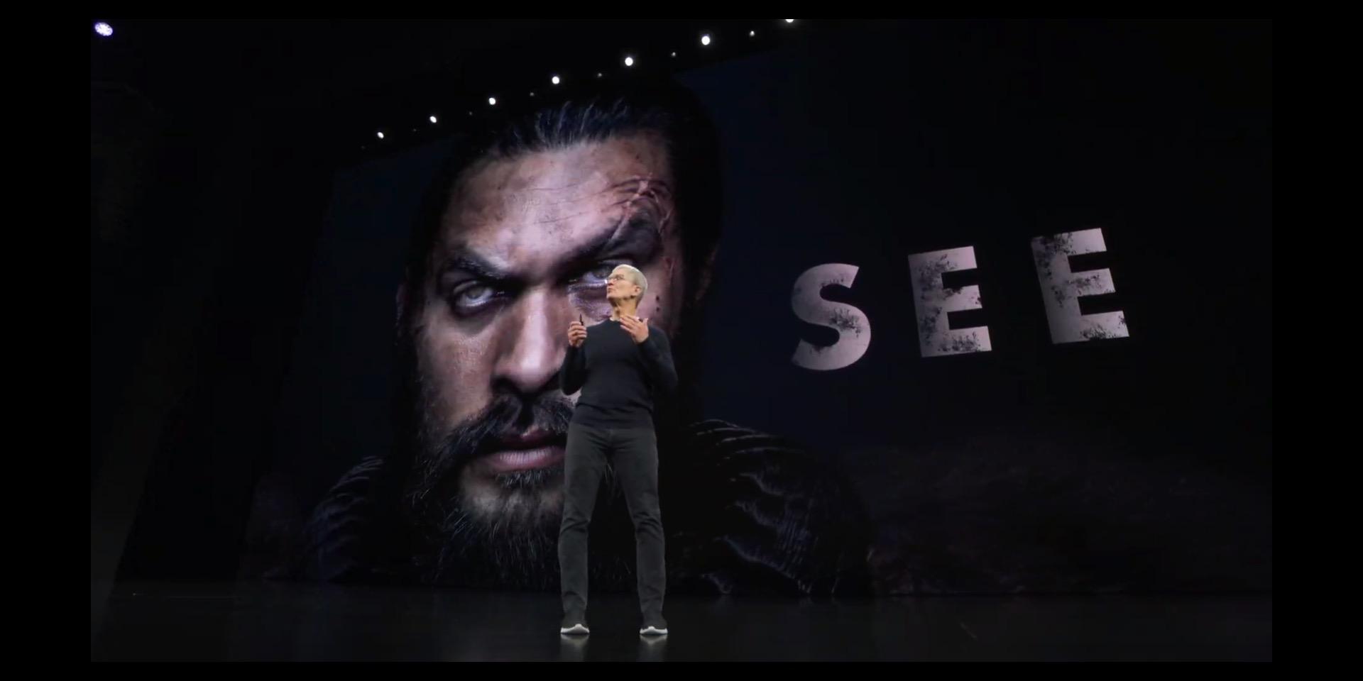 Apple shares trailer for Apple TV+ show 'See' starring Jason Momoa
