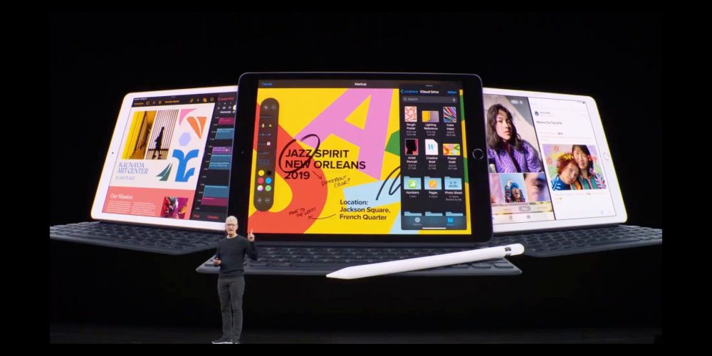 Apple Reveals new entry-level 10.2-inch iPad 4
