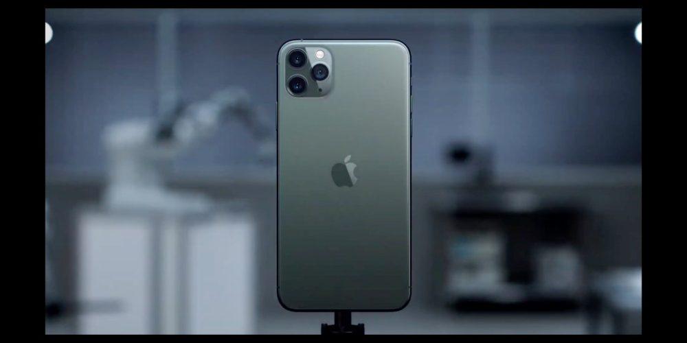 iPhone 11 Pro rear