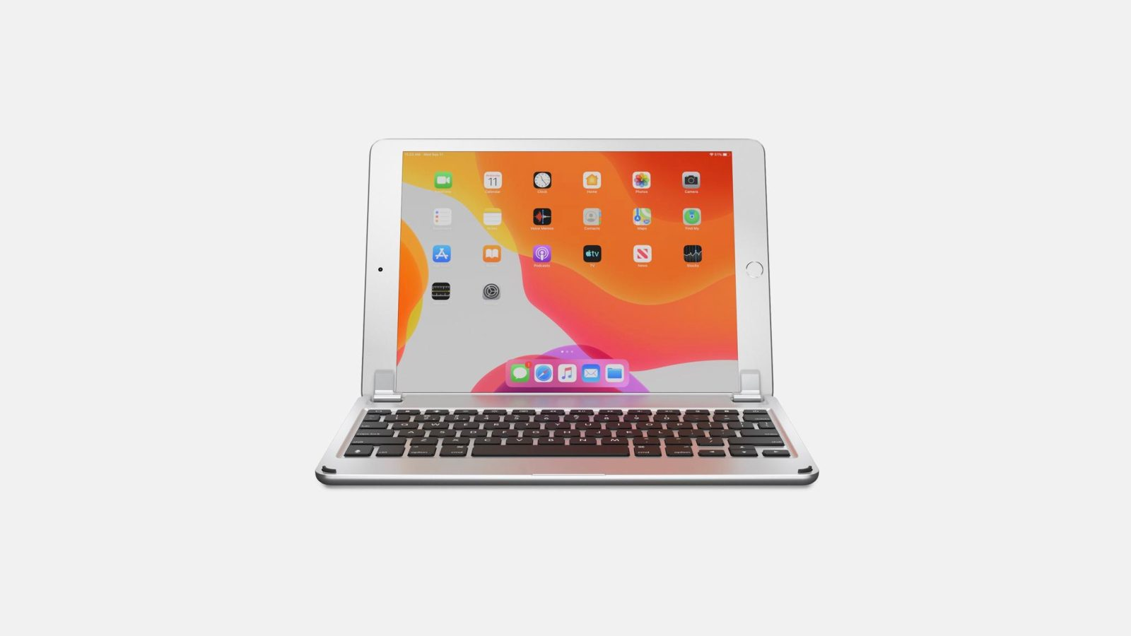 Brydge unveils MacBook-style keyboard case for Apple's new 10.2-inch iPad