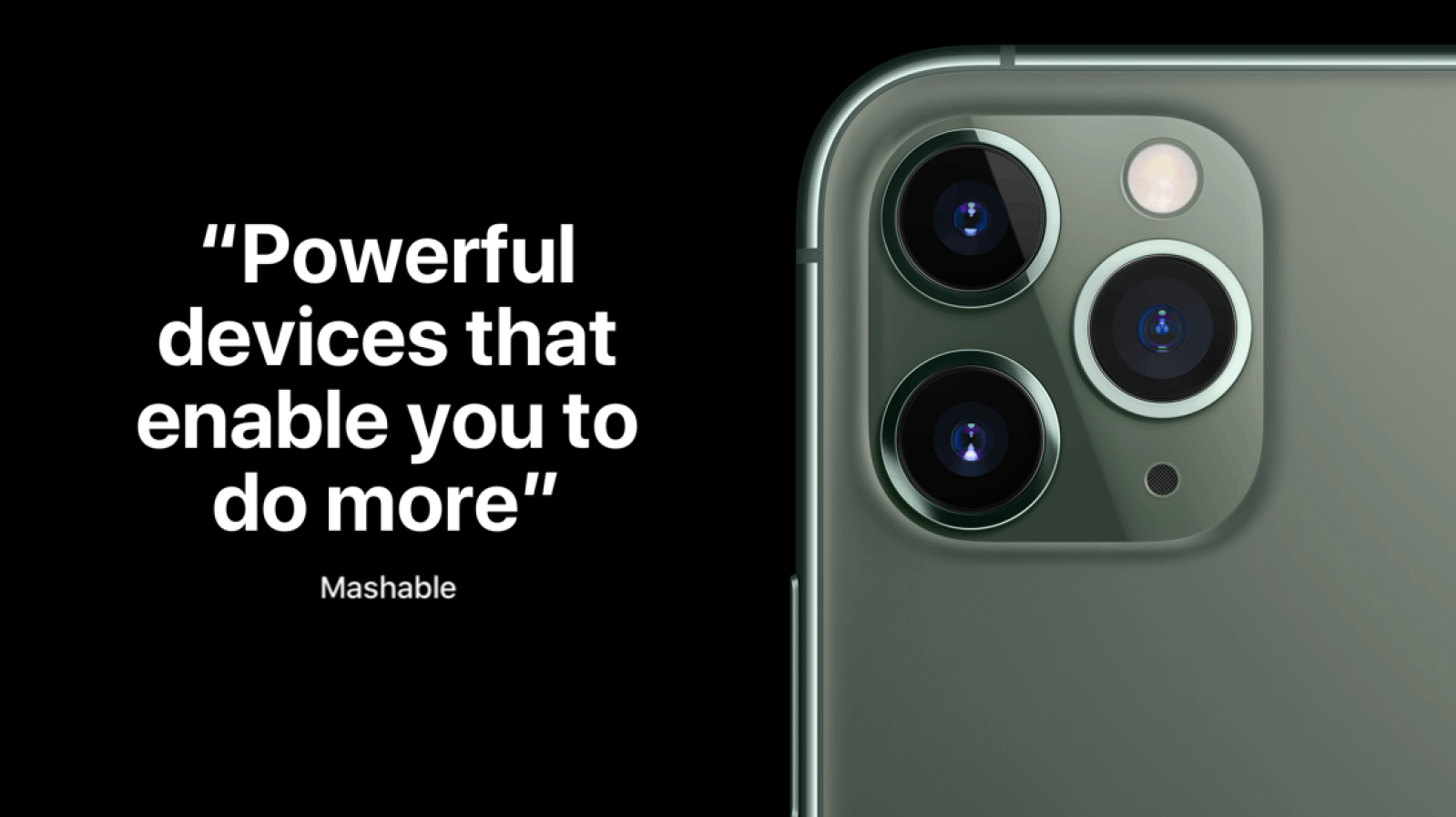 iPhone 11 reviews: Apple highlights high praise for new camera and more