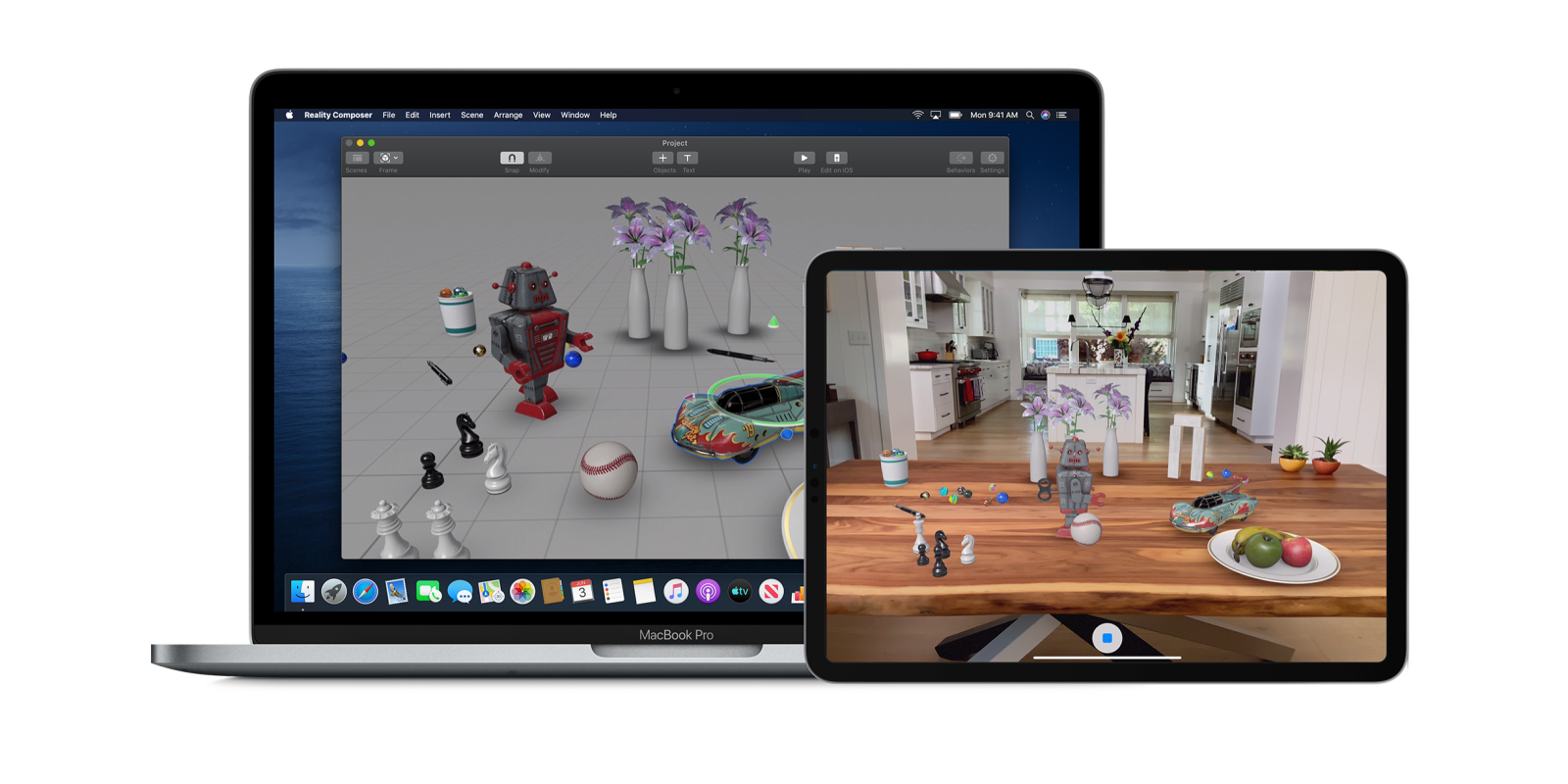 Apple releases its Reality Composer AR utility app for iPhone and iPad