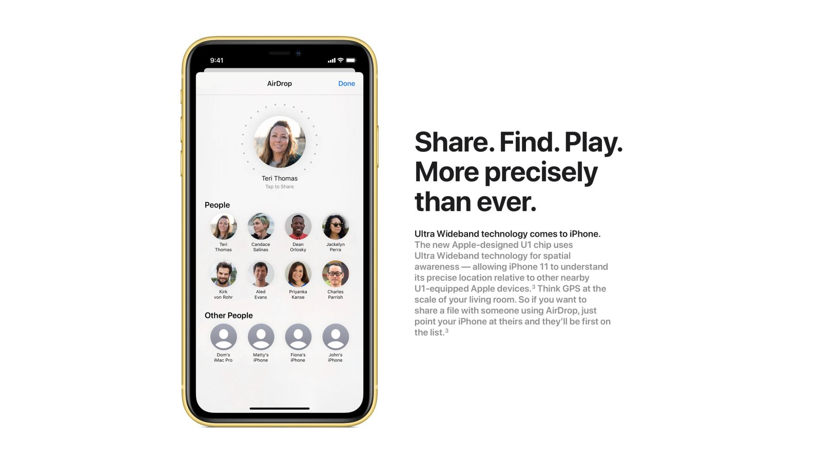 Apple releases iOS 13.1 with new AirDrop features for iPhone 11 and more