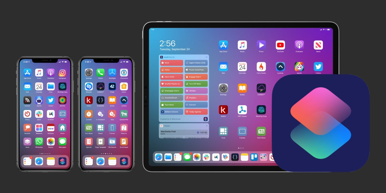 Apple's Shortcuts app is now built-in on iPhones and iPads, these resources take it to the next level