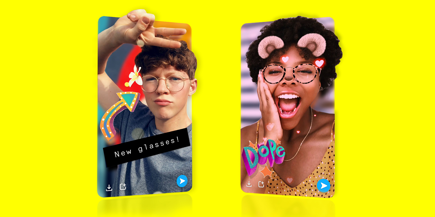 Snapchat 3D selfie feature available exclusively on the iPhone X and up