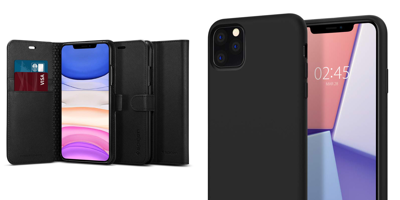 Spigen's new iPhone 11, Pro and Pro Max cases