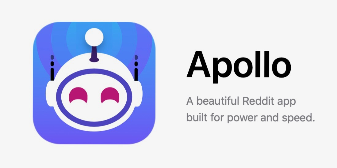 Apollo for Reddit gains new dark mode, enhanced messaging