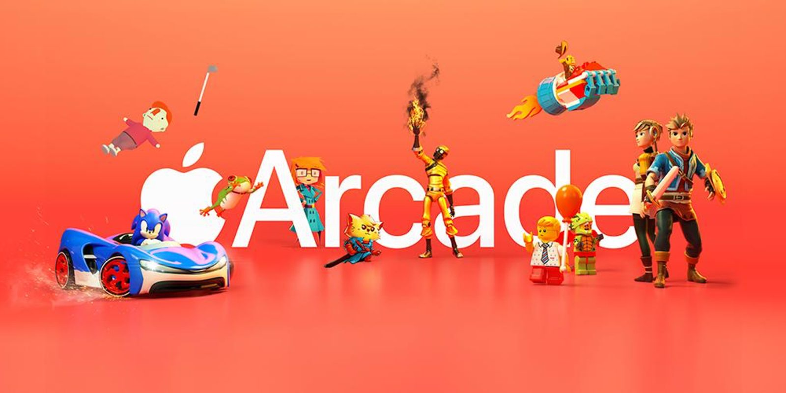 Apple Arcade exclusive means not on Android, consoles are fair game