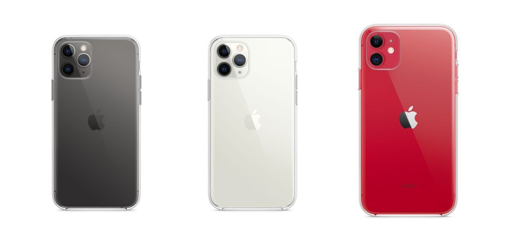 Apple iPhone 11 clear cases