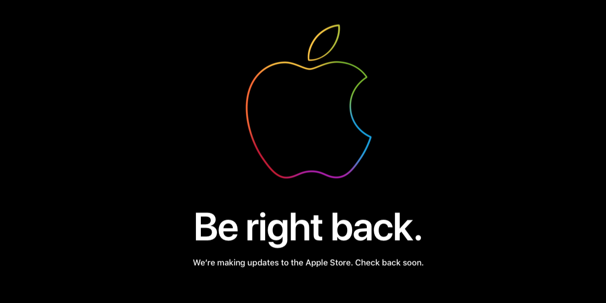 Apple Store goes down ahead of iPad Air and Apple Watch Series 6 event – 9to5Mac