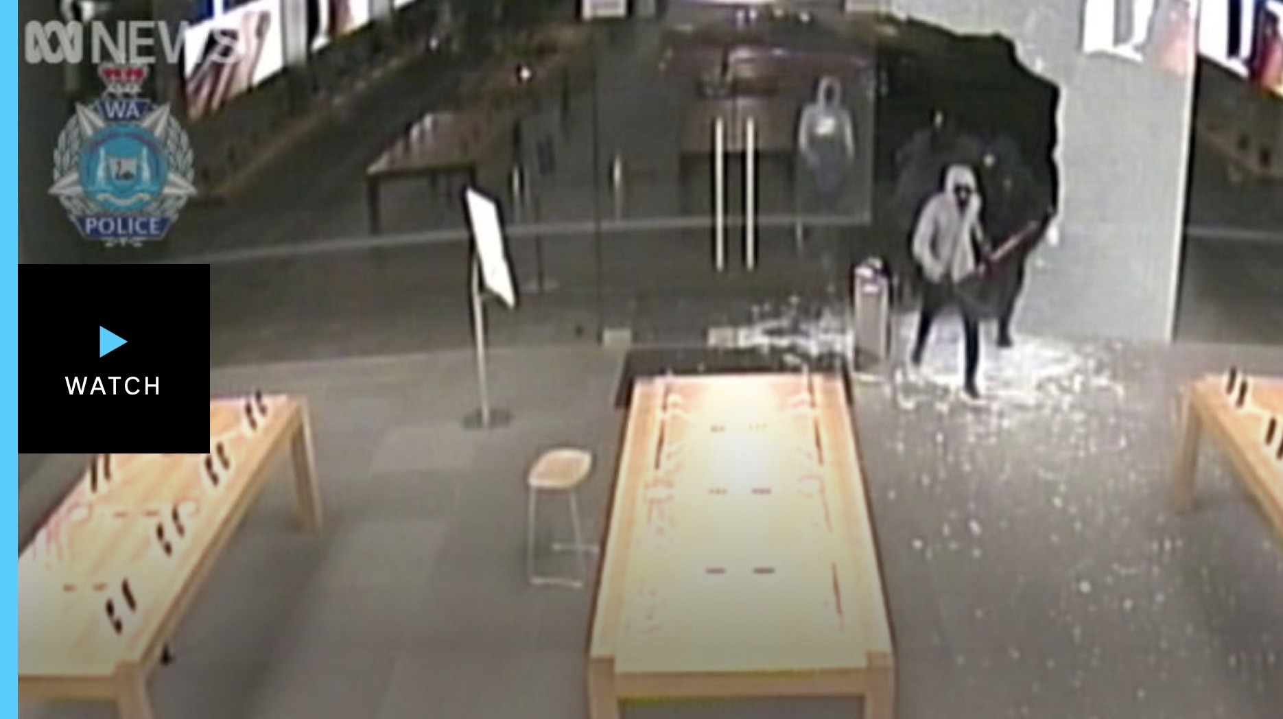 Thieves steal $300K of iPhones from Australian Apple Store