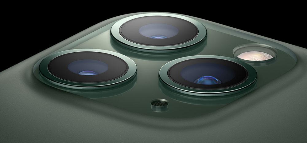 iPhone 11 camera module