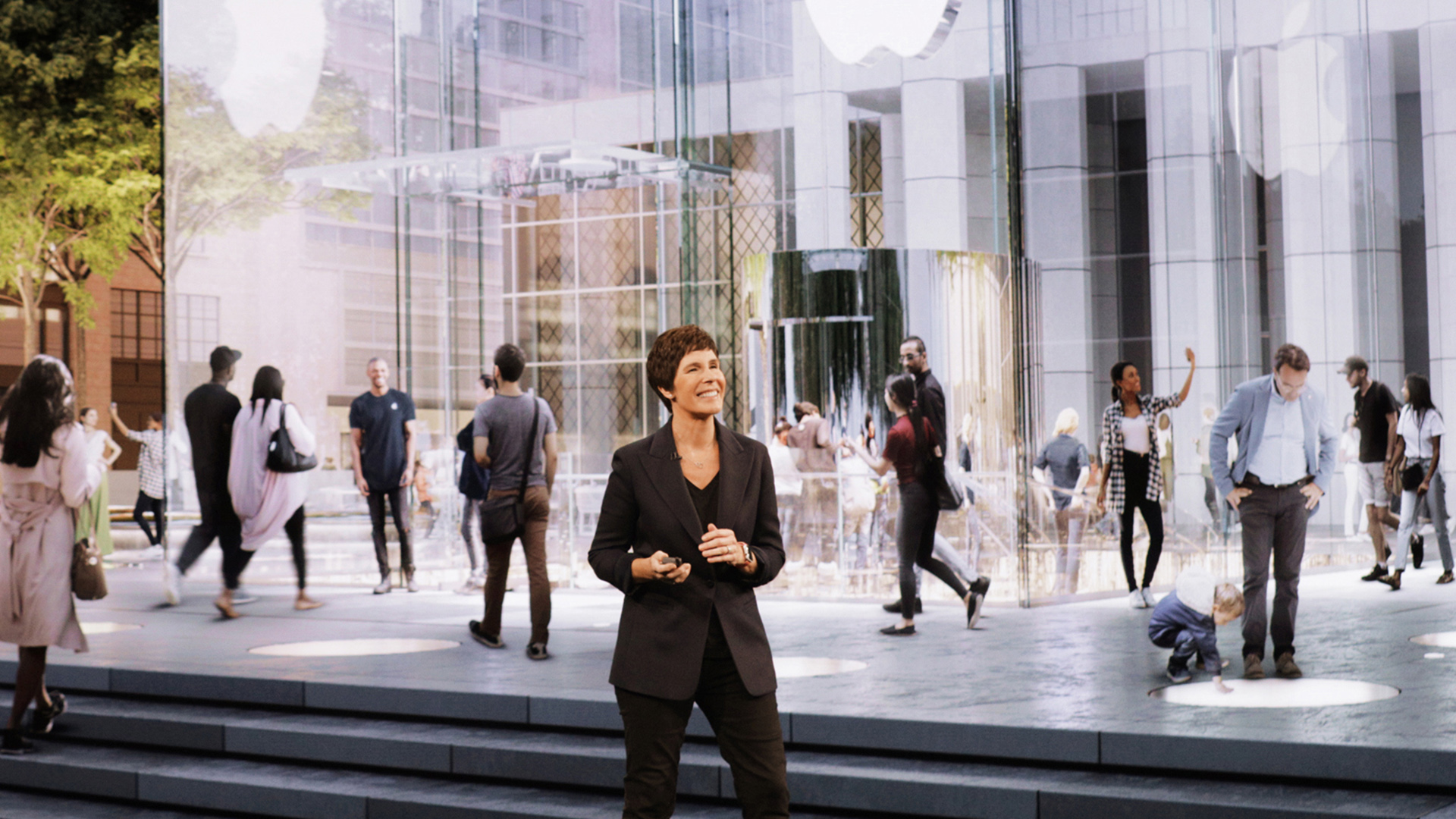photo of Retail updates preview a return to Apple Store enthusiasm image