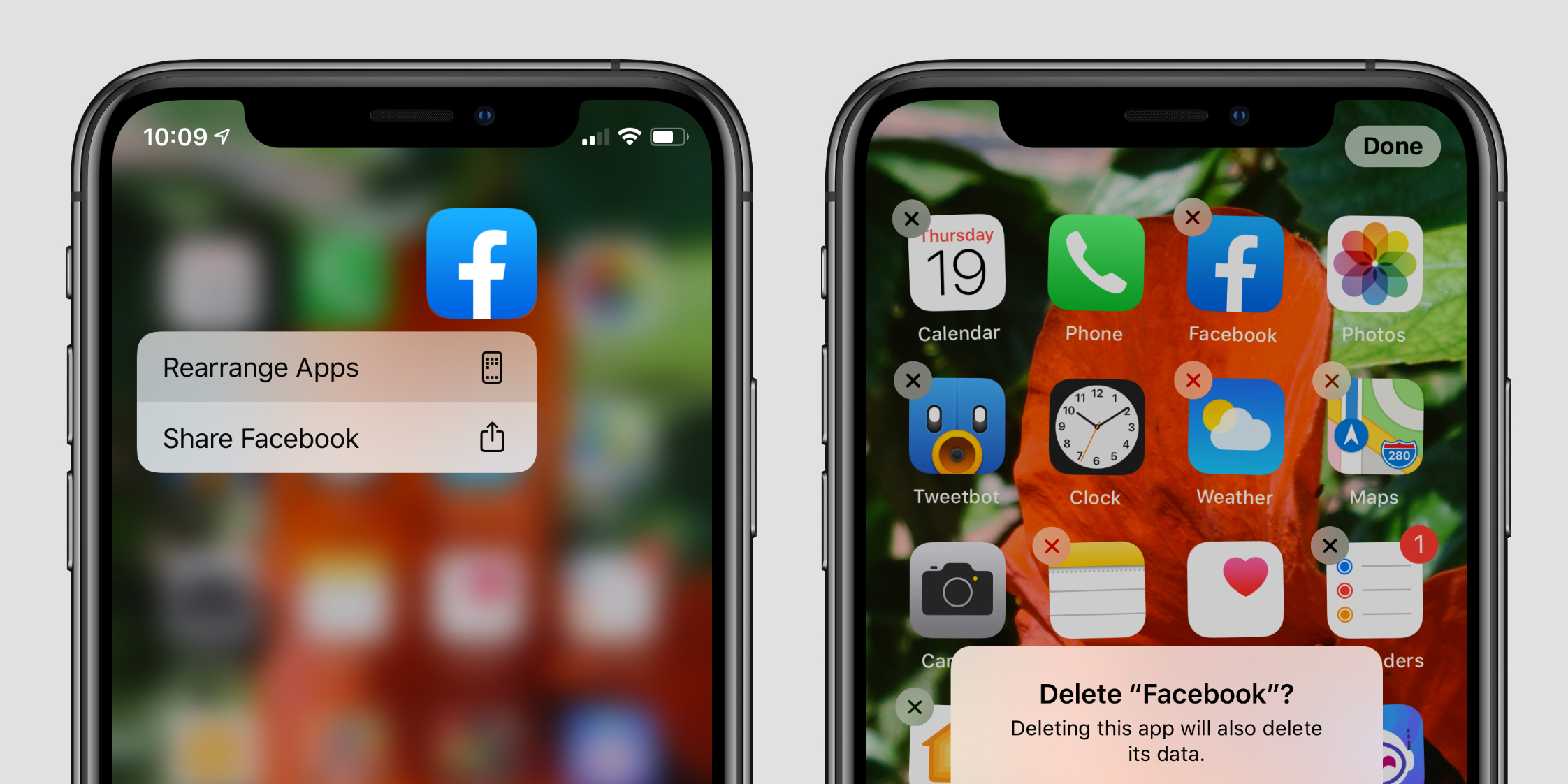 How To Delete Apps On Ios 13 For Iphone And Ipad 9to5mac