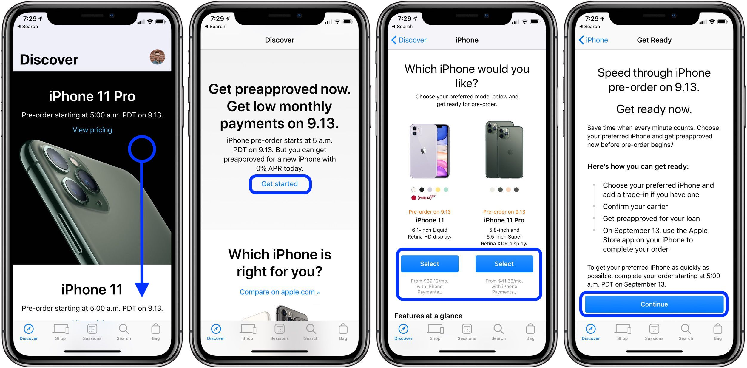 How to get preapproved free iPhone 11 financing walkthrough 1