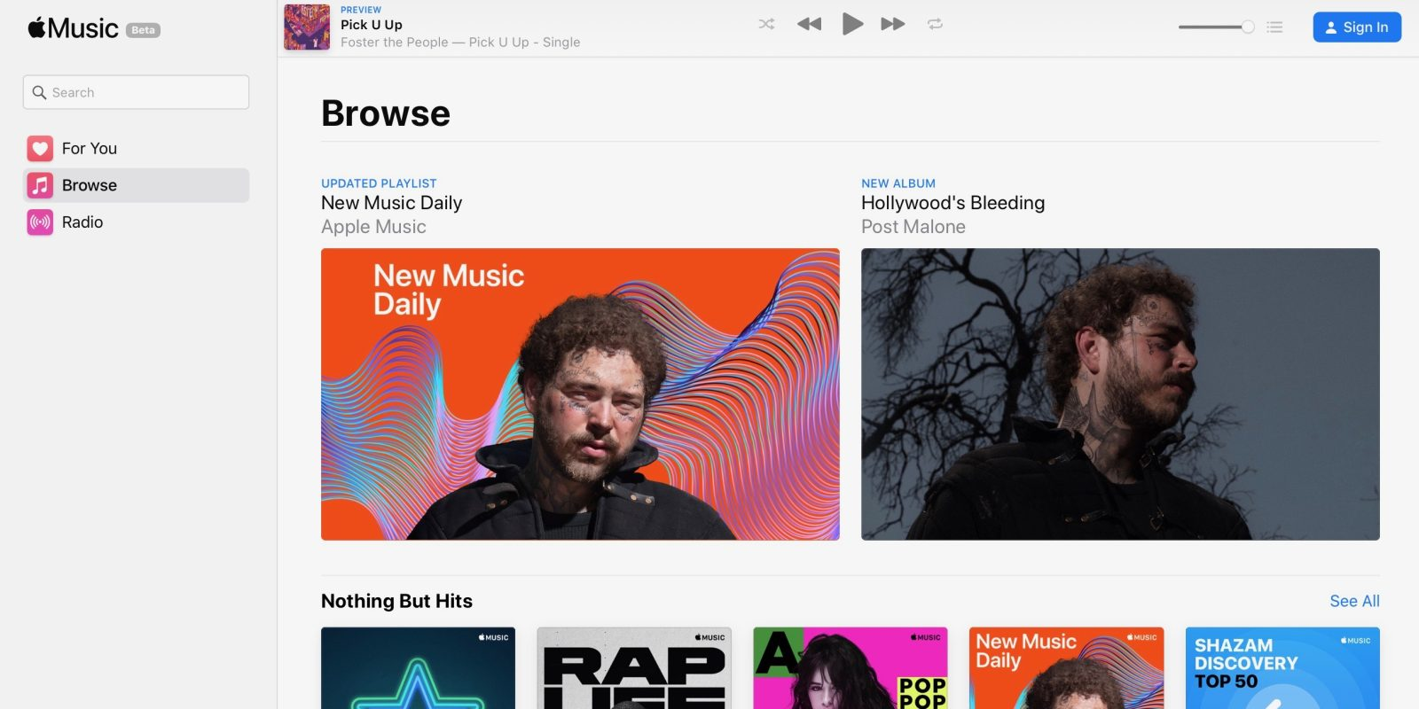 How to use Apple Music on any device with the web app