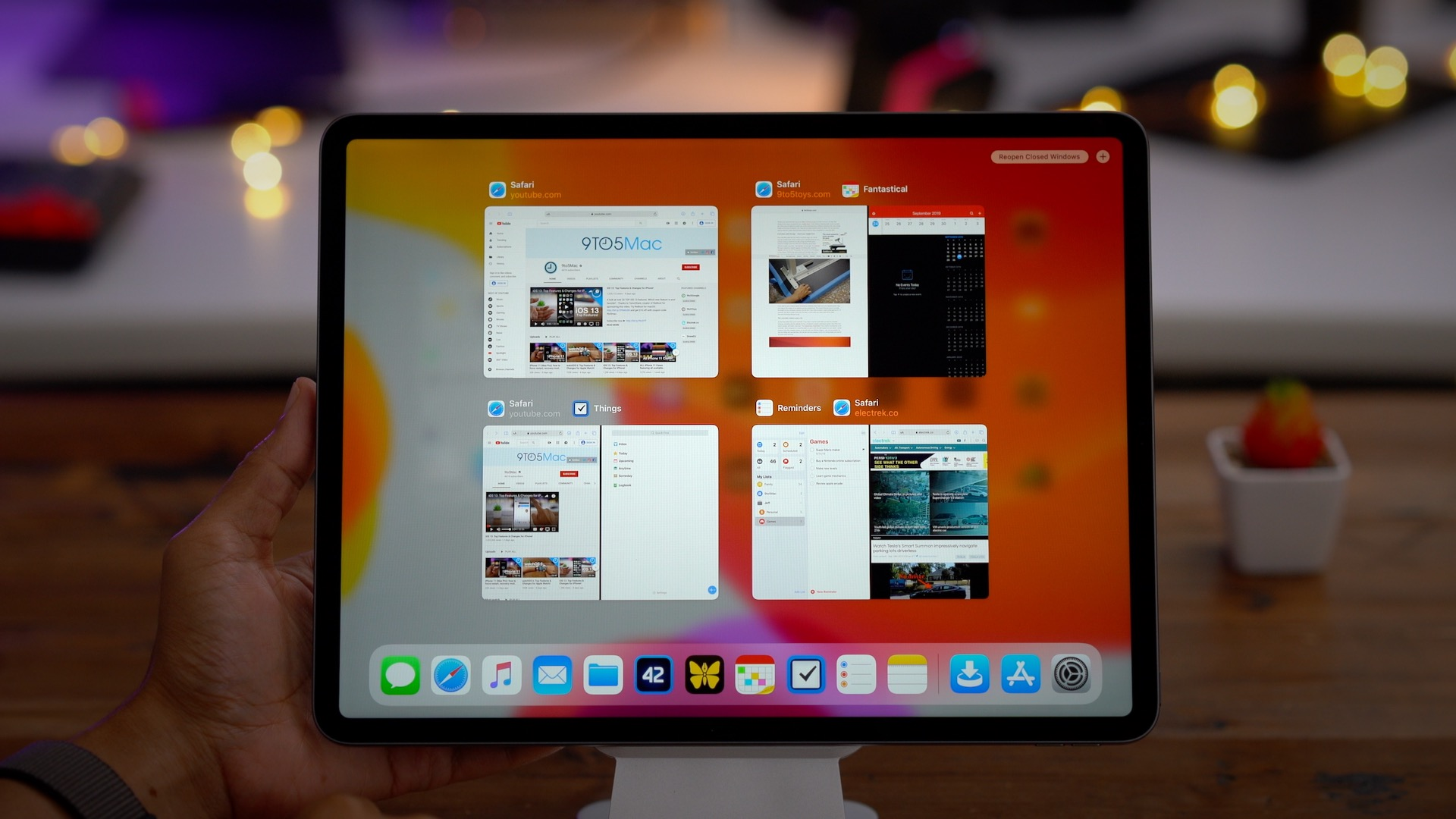 Concept removes the mystery from multitasking on the iPad - 9to5Mac