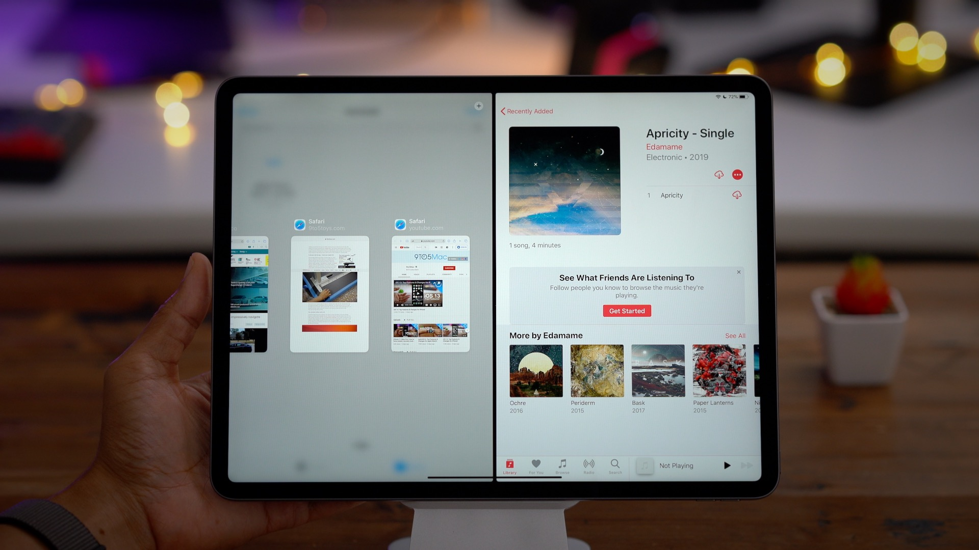 Concept shows off how Apple could enhance the multitasking experience on iPad