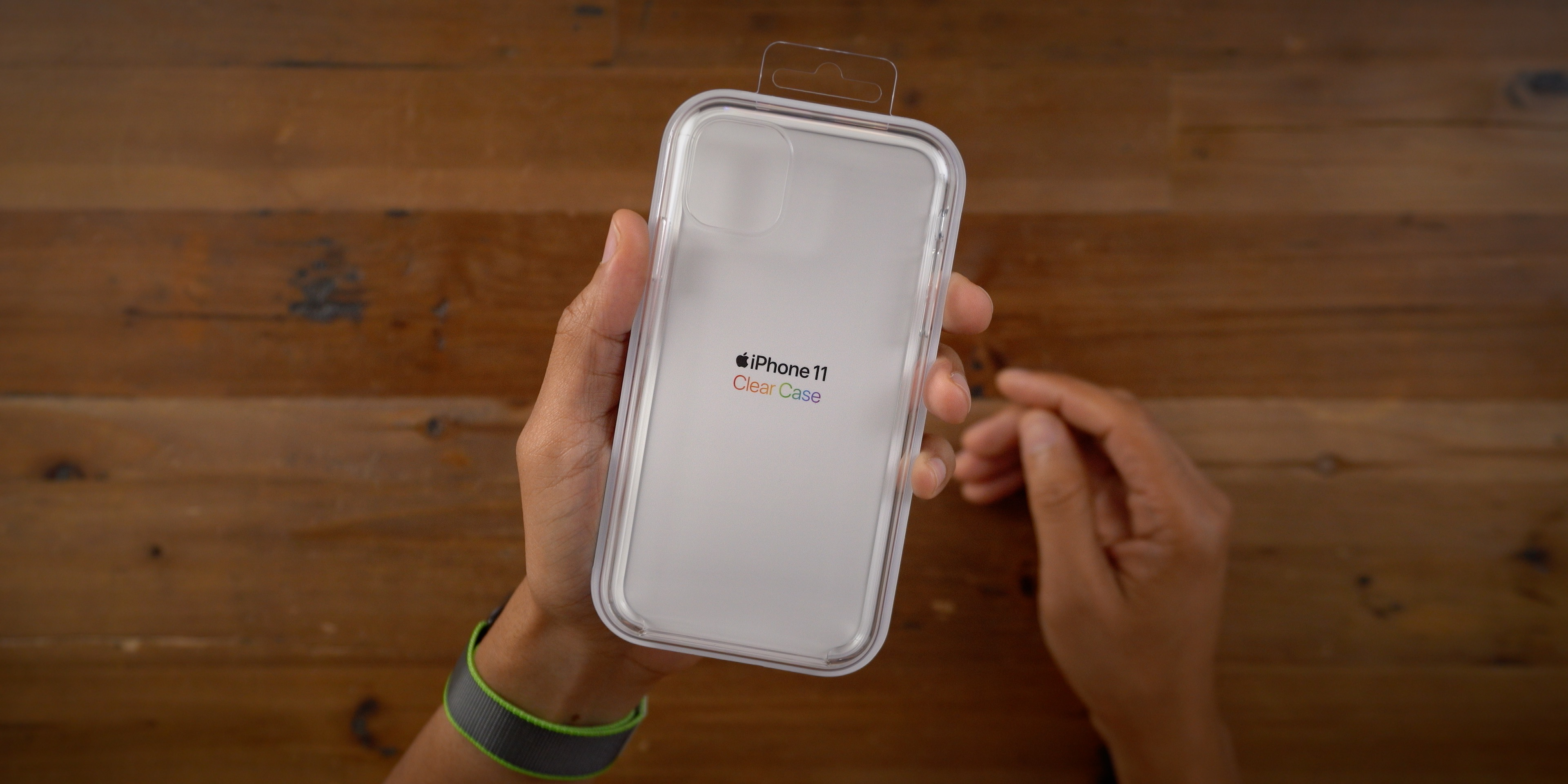 how to use clear case