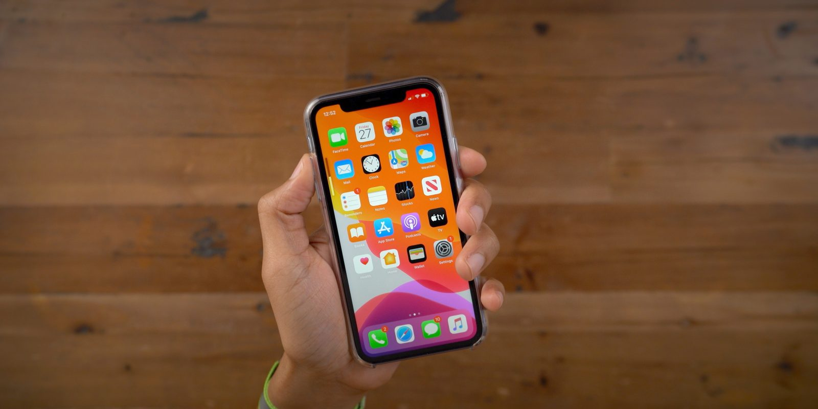 Apple releases iOS 13.1.2 with bug fixes for Camera app, iCloud backups, and more