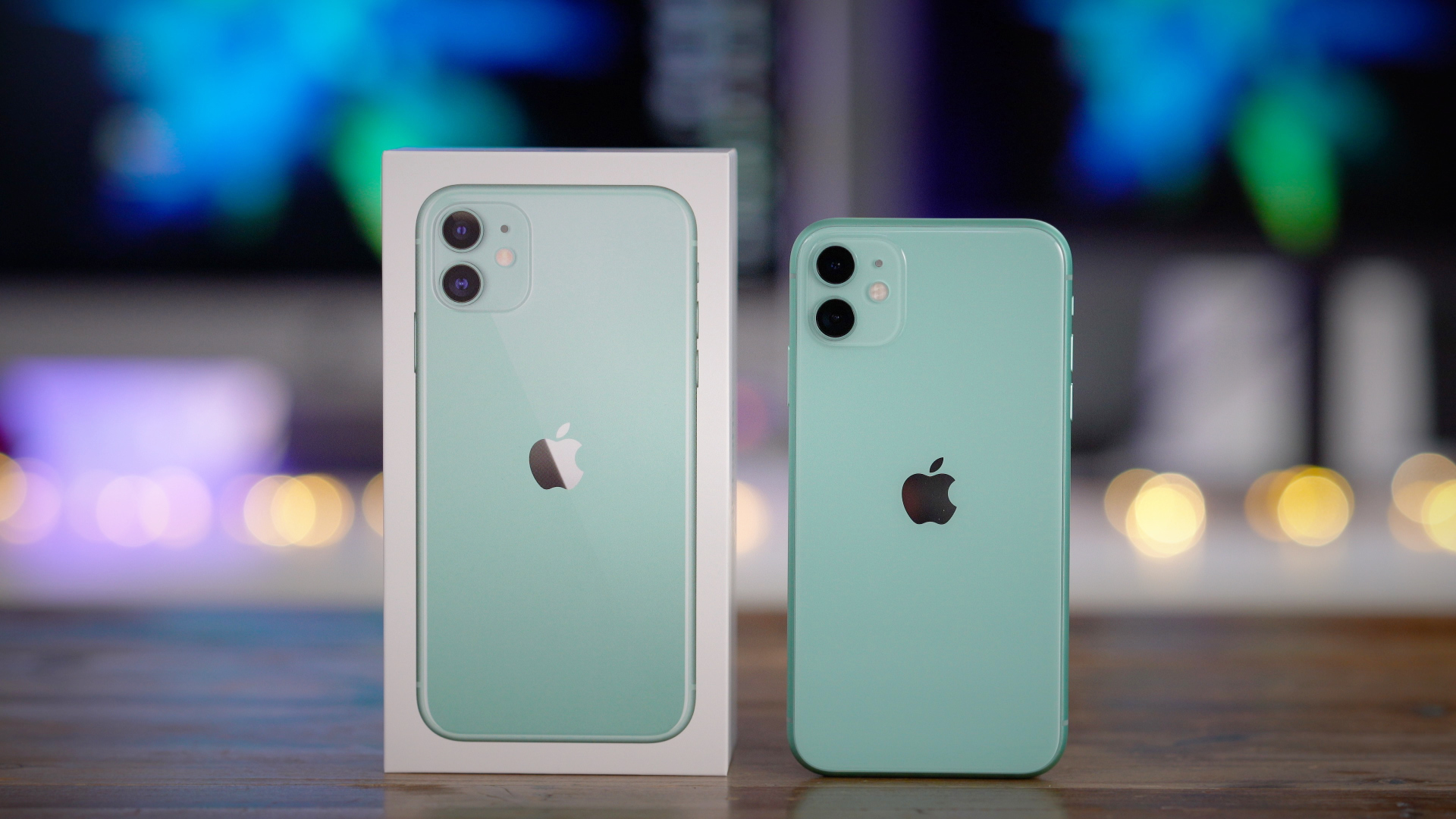 iPhone 11 Green Color