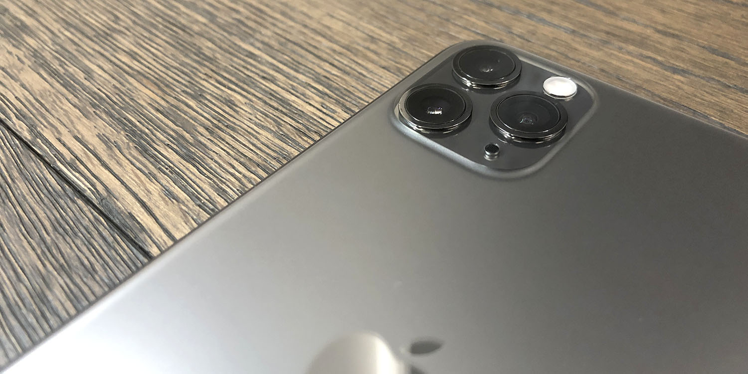 iPhone 11 Pro Diary: To my surprise, I quite like the look of the camera module
