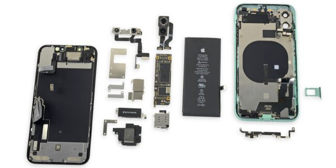 iFixit iPhone 11 teardown