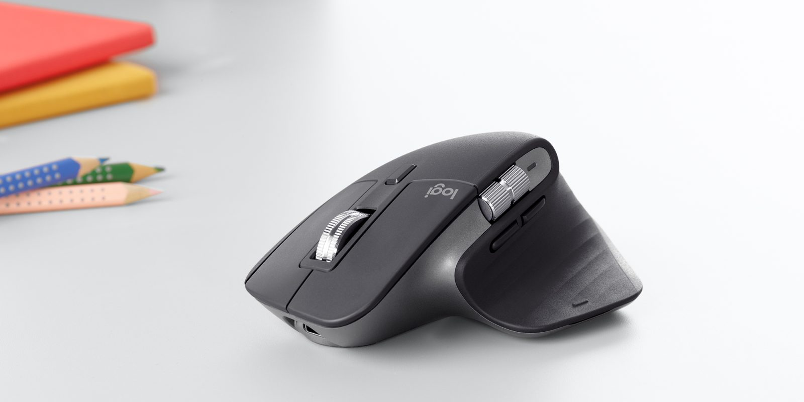 Logitech MX Master 3 Review: Premium upgrads and materials