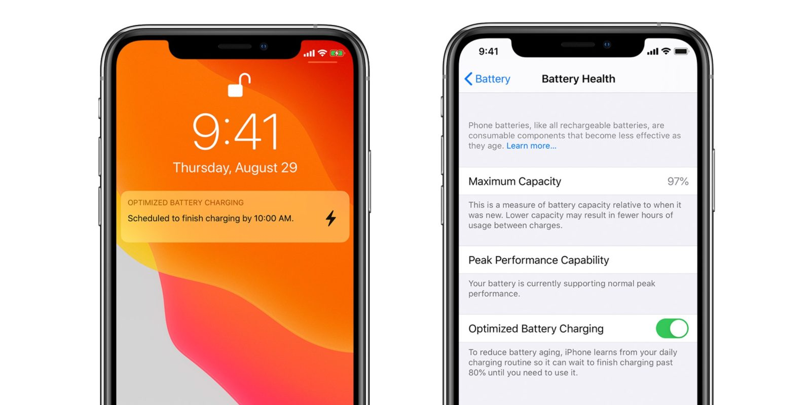 iOS 13 iPhone features: What is Optimized Battery Charging?