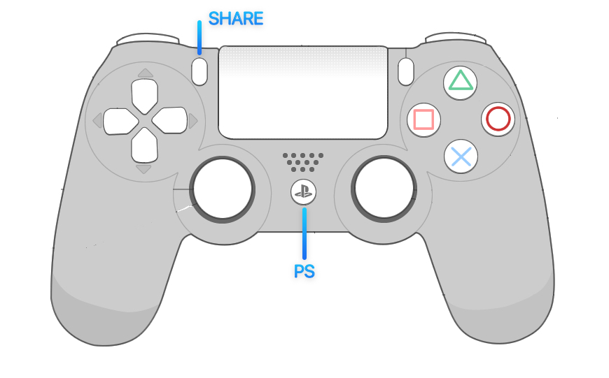 ps4 controller transparent png pictures free icons and - 820×531