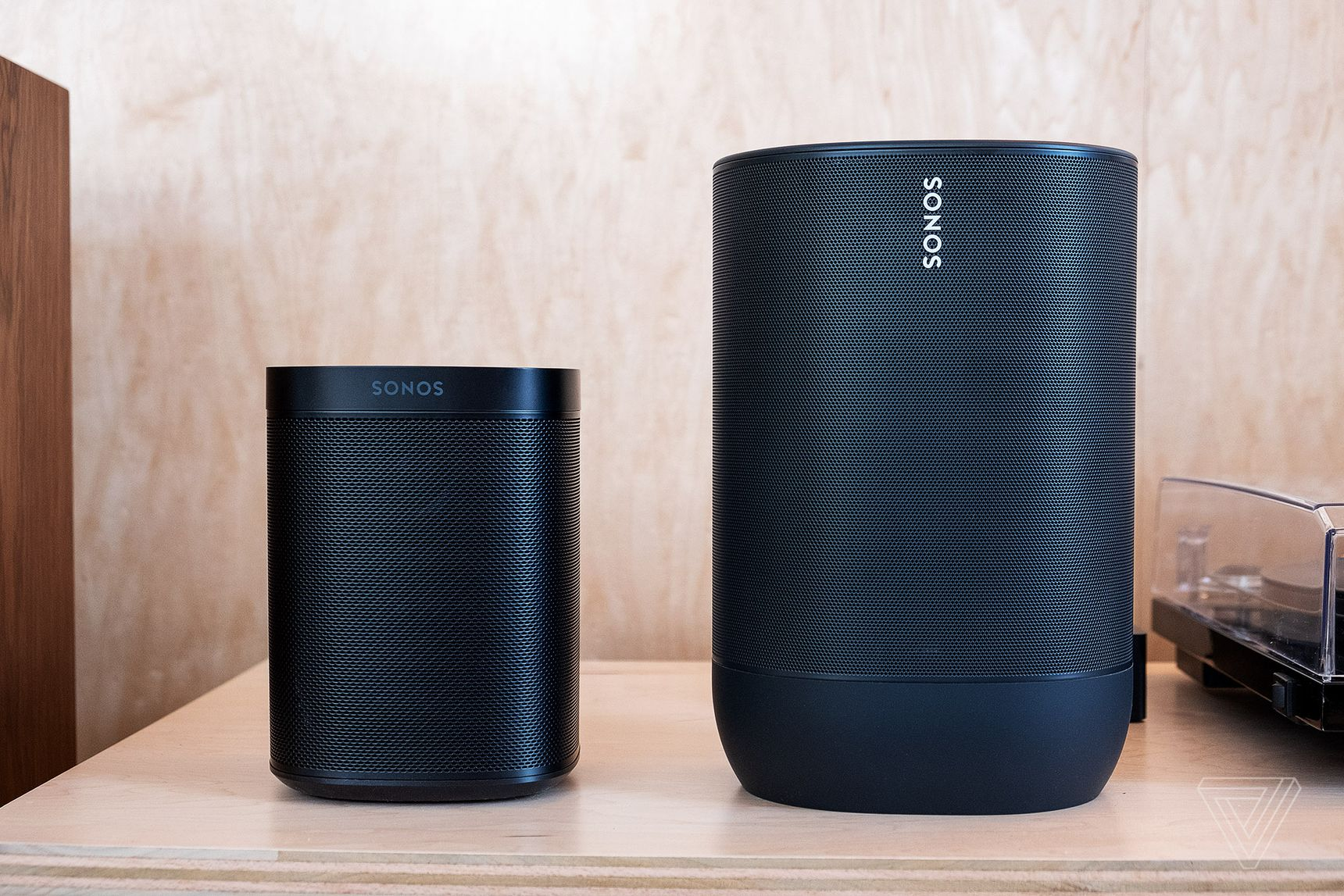 Sonos unveils Move, its first Bluetooth speaker with AirPlay