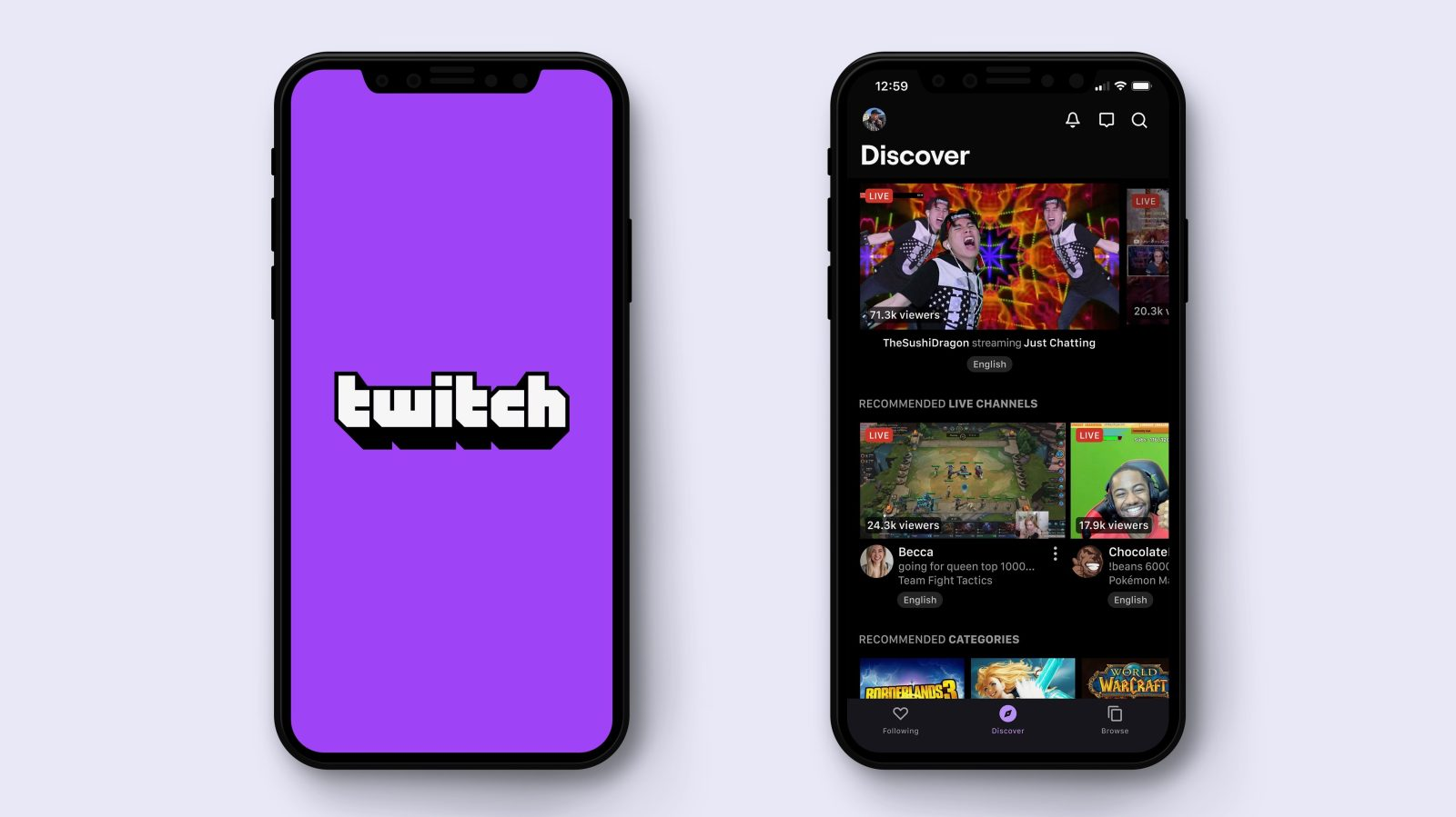 Twitch for iOS adds support for subscribing to streamers, but with an added cost