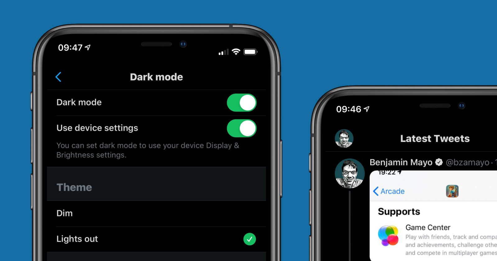 Twitter now supports iOS 13 Dark Mode, here's how to enable it