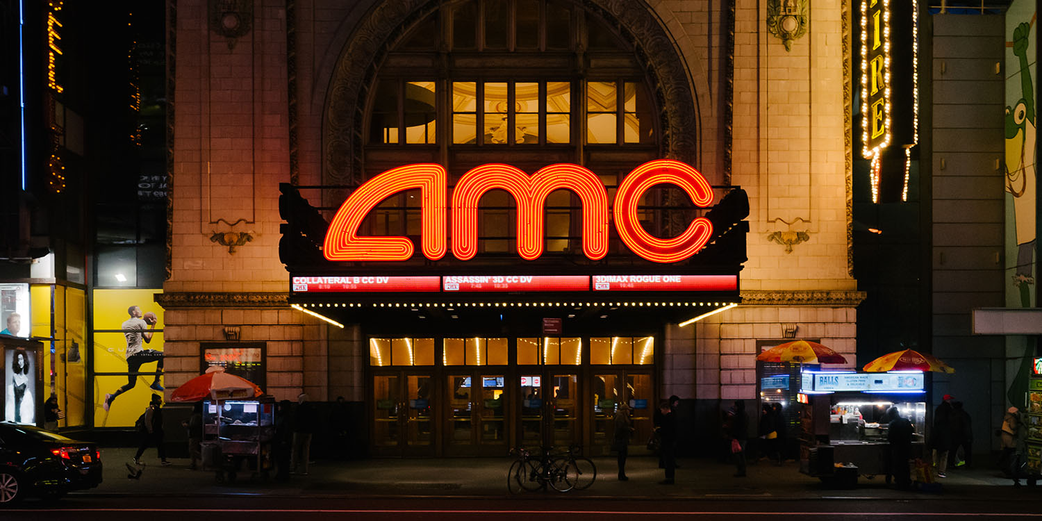 AMC Theater takes on iTunes with online video store to buy or rent movies