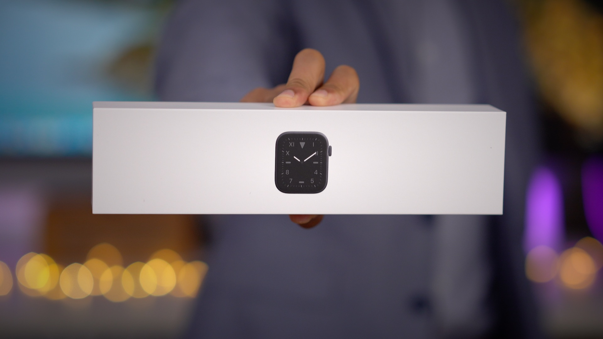 Apple watch series 5 video review the always on display for Mac due the box