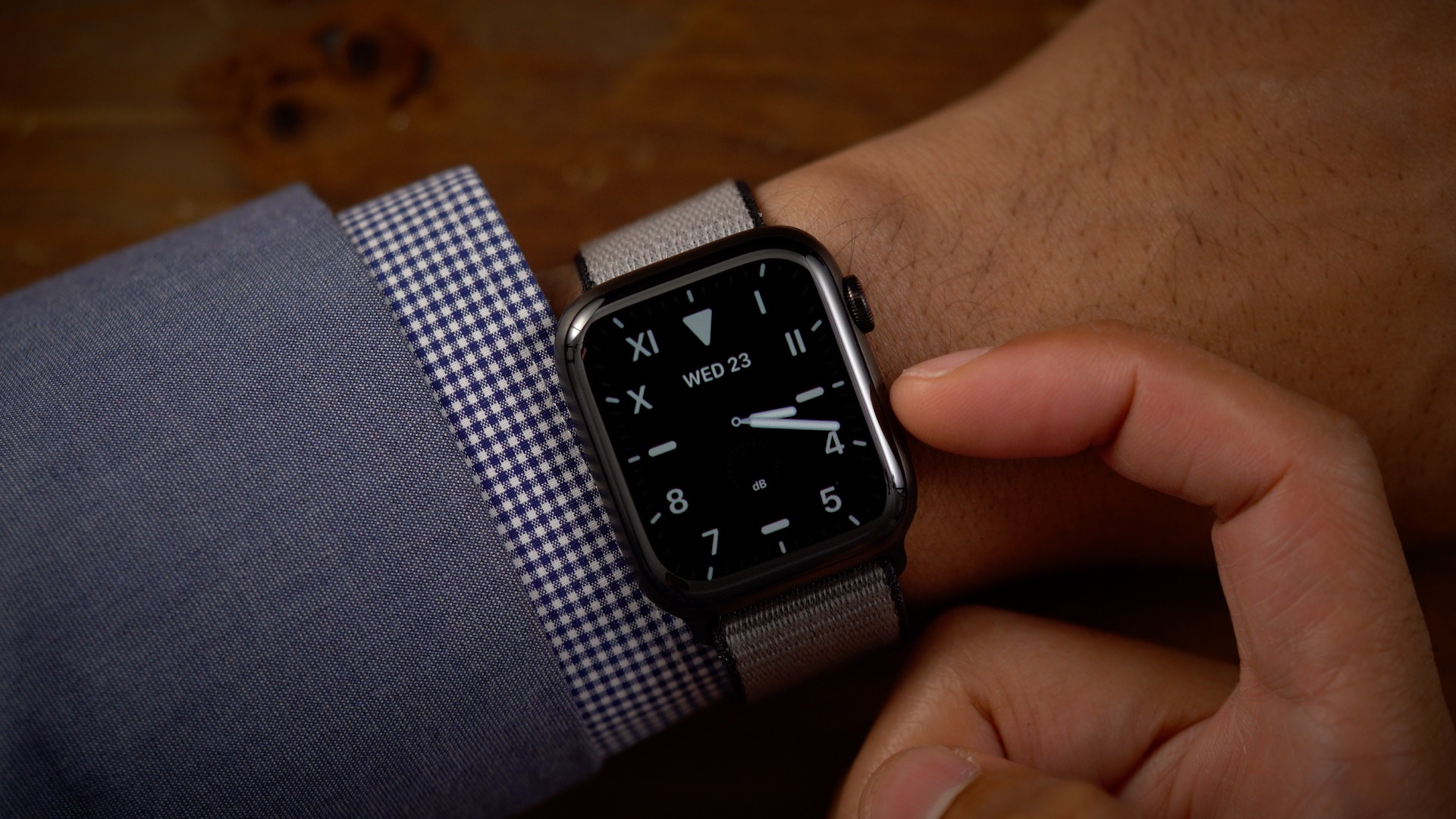 off white apple watch wallpaper