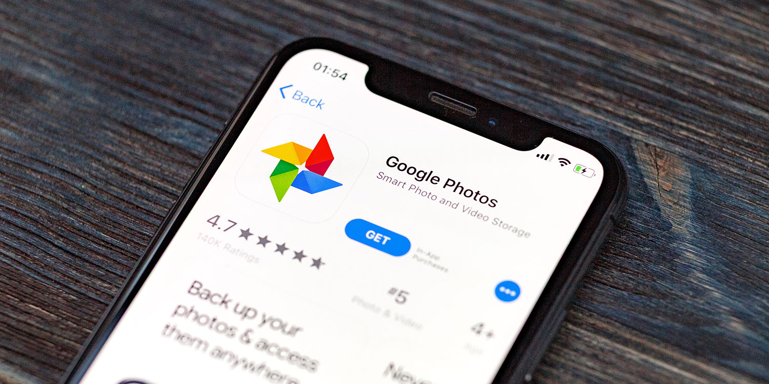 Google says unlimited full-res HEIC photo backups for iPhones is a bug