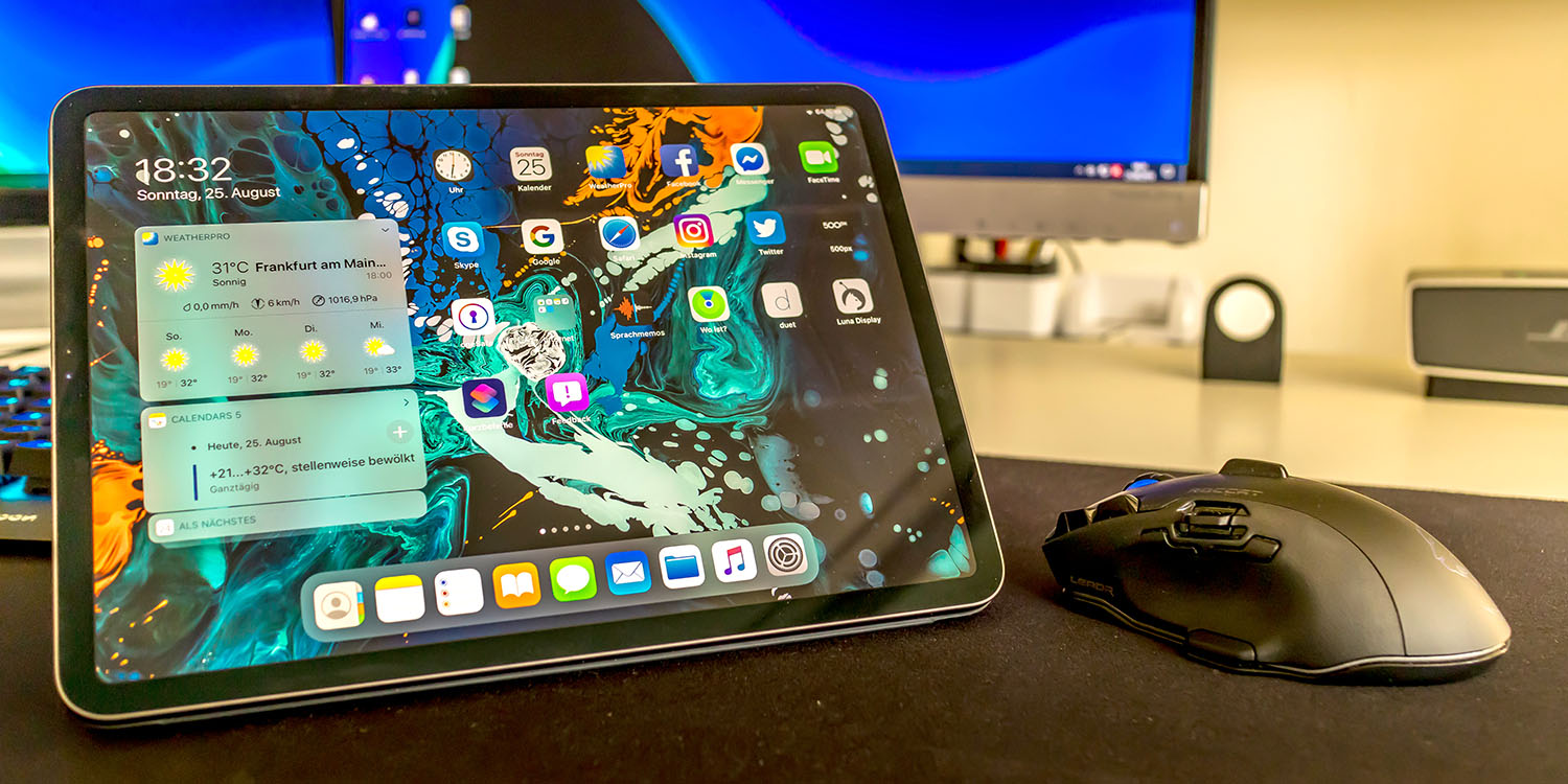 Comment: Expanded mouse support will go a long way to bring iPadOS to parity with macOS
