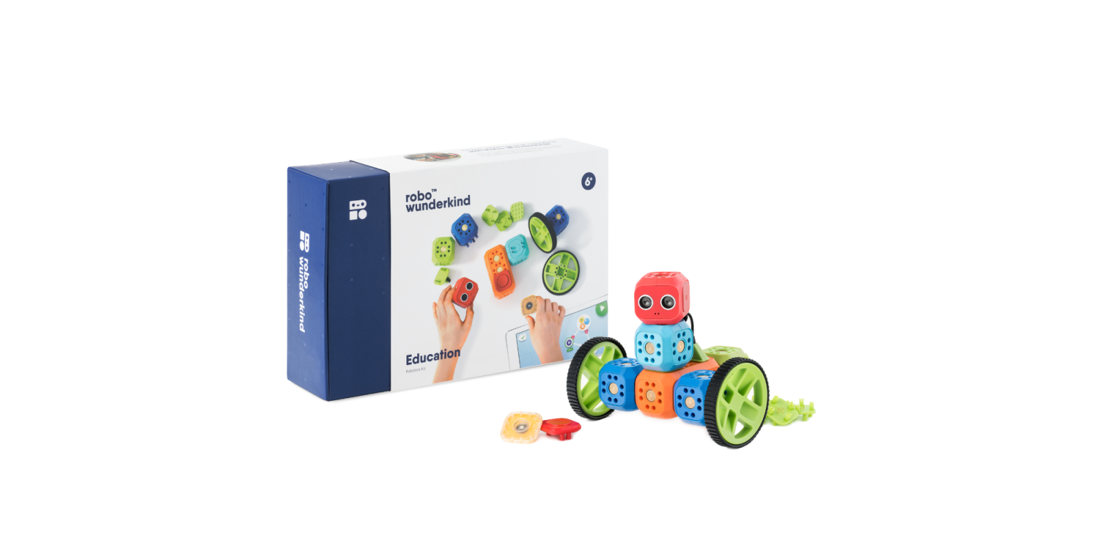 Making the Grade: Robo Wunderkind is the perfect first STEM tool for young kids