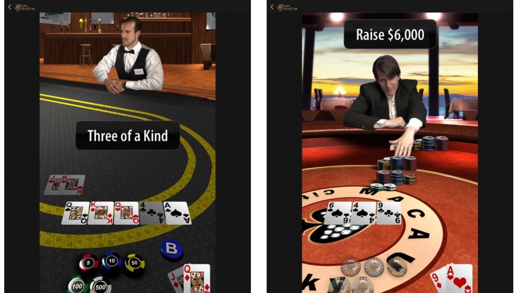 photo of Apple updates its Texas Hold'em game with support for iPad and multitasking image